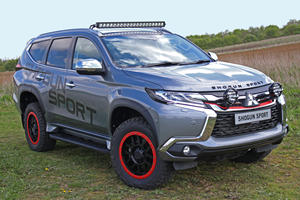 Now THIS Is The Rugged Mitsubishi Off-Roader We Want