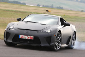 This Is Something Only Lexus LFA Owners Will Understand
