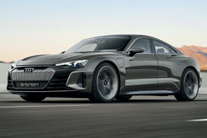 Why Did The Audi e-tron GT Have Fake Engine Sounds In Avengers: Endgame?