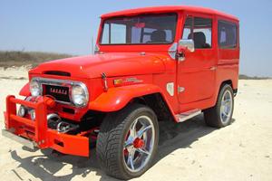 Off-Road Icons: Toyota FJ Cruiser