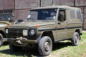 Off-Road Icons: Mercedes-Benz G-Class