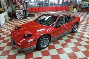 Unearthed: 1986 Pontiac Fiero GT