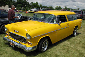 Least Boring Family Cars: Chevrolet Nomad