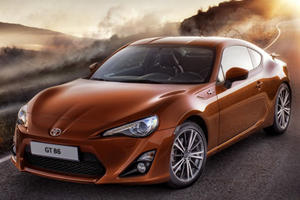 Toyota Developing GT-86 Roadster