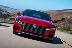 Volkswagen Arteon R Coming To Fight Kia Stinger?
