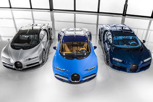 Bugatti Chiron Build Slots Are Running Out Fast