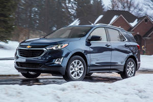 Chevrolet Equinox And GMC Terrain Set For Major Change