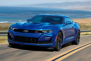 Chevy Fixes Camaro's Ugly Front End For 2020