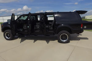 Ford Excursion Gets A New Lease Of Life