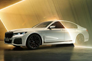 2020 BMW 7 Series Plug-In Hybrid Has Pretty Poor Electric Range