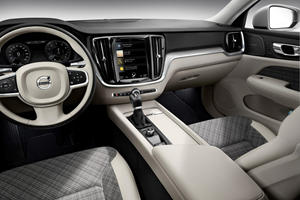 Volvo Wants To Make Its Interiors Even Nicer