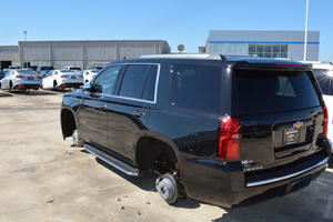Thieves Steal $120,000 Of Wheels From Chevy Dealership