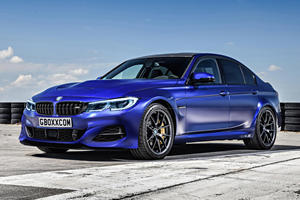 When Will The New BMW M3 Break Cover?