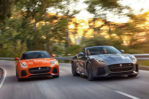 Jaguar Will Stick To V8s And Diesels Just To Stay Alive