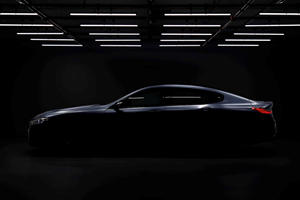 BMW Stretched The 8 Series So The Gran Coupe Can Look Sexy