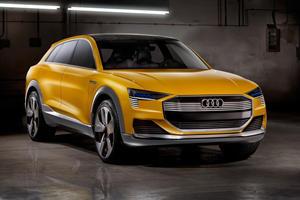 Audi Loses Faith In Batteries, Restarts Hydrogen Powertrain Development