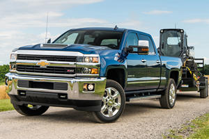 Chevy Silverado HD Owners Need To Read This NOW