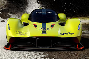 Attention Ferrari: Aston Martin Is Coming For You