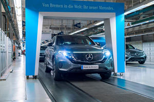 Mercedes-Benz Finally Has Good News About The EQC