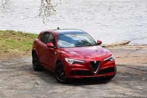 The Alfa Romeo Stelvio Quadrifoglio Is An Amazing Vacation Car