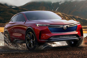 Buick Approves Gorgeous New Crossover To Help It Stay In Business