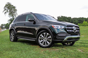 2020 Mercedes-Benz GLE SUV Test Drive Review: A New Level Of Comfort