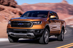 VW Admits Rebadging The Ford Ranger Is A Terrible Idea