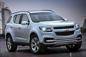 Is Chevy Planning A Baby Ford Bronco Fighter?