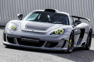 This Insane Porsche Carrera GT Tuning Job Took Over 1,000 Hours To Complete