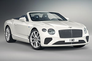 Bentley To Lure More German Buyers With Bespoke Continental GT Convertible