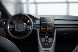 Polestar's New Infotainment System Is Beyond Impressive