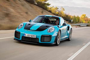 Why Are So Many People Selling Their Porsche 911 GT2 RS?