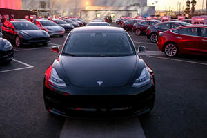 Tesla Finds Another Way To Earn Desperately Needed Money