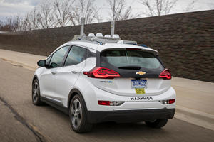 Billions Are Being Spent To Make A Self-Driving Chevrolet