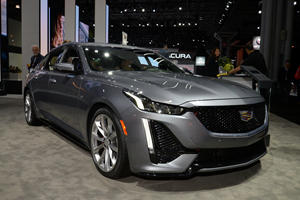 New Cadillac CT5 Won't Be As Awesome As We Thought