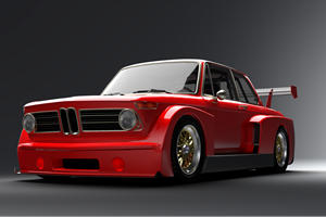 BMW 2002 Transformed Into 803-HP Monster