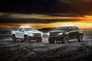Chevrolet Reveals New Discounts For Colorado
