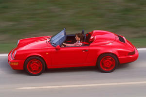 Porsche Looks Back On The Speedsters That Sped Before