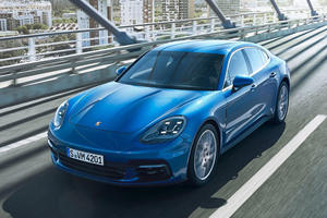2020 Porsche Panamera Will Get Awesome New Tech From Audi