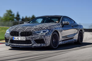 BMW M8 Will Have Adjustable Brake Feel And A 'Drift Mode'