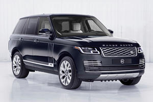 Land Rover Reveals Special Range Rover Autobiography For Astronauts