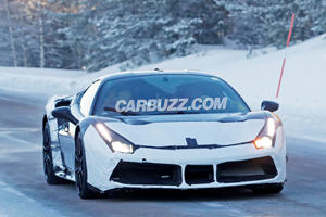 This Is When Ferrari's New Hybrid Supercar Will Show Its Face