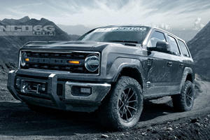 Which 2020 Ford Bronco Will Get Hybrid Option?