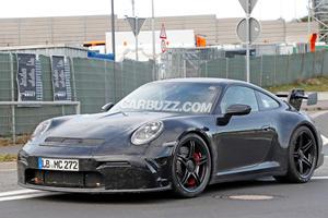 Next-Gen Porsche 911 GT3 Will Redefine Greatness