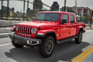 Jeep Gladiator Causing Problems For The Wrangler