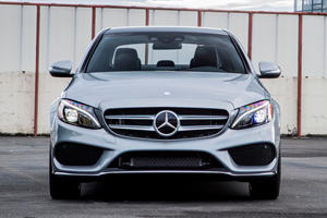 Mercedes C-Class Getting Kicked Out Of America