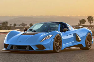 Hennessey Hints At 1,600-HP Venom F5 Roadster