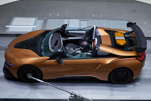 One-Off BMW i8 Speedster Built For The Track