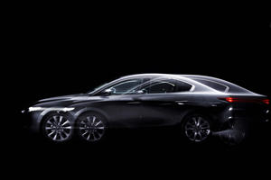 You've Never Seen The New Mazda3 Quite Like This
