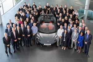 McLaren Keeps Building Cars Faster And Faster